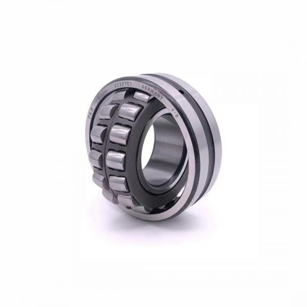 50 mm x 75 mm x 35 mm  FBJ GE50ES plain bearings #1 image