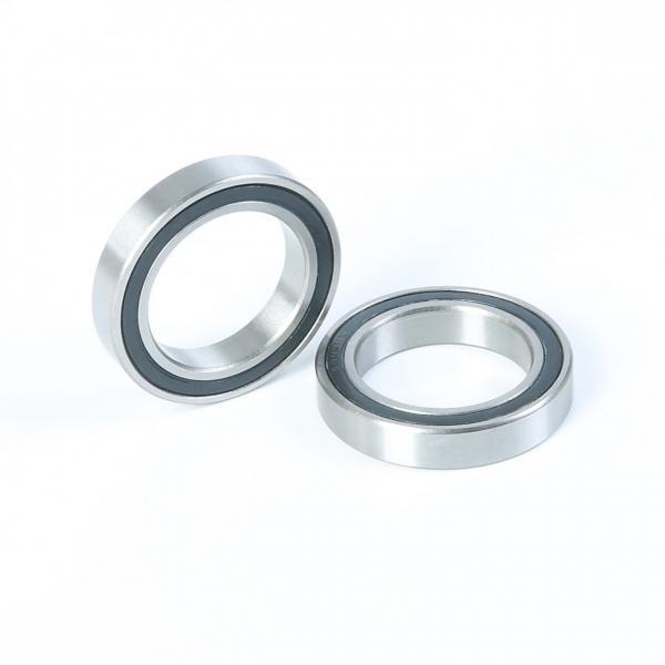 12,7 mm x 28,575 mm x 7,938 mm  FBJ 77R8 deep groove ball bearings #2 image