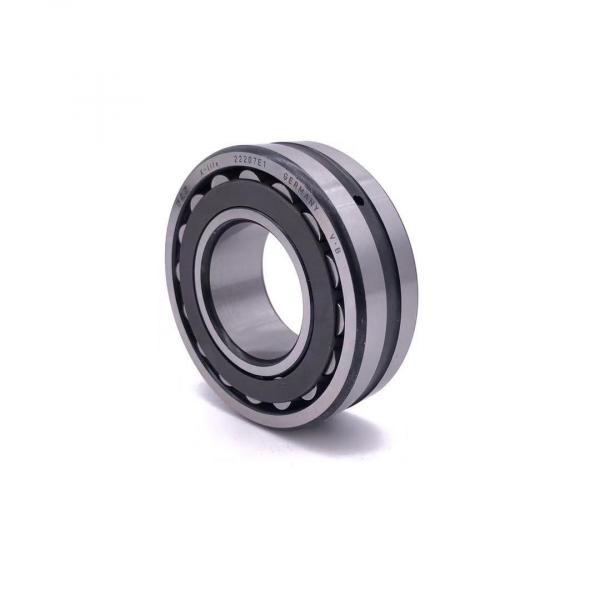 55 mm x 100 mm x 21 mm  FBJ 7211B angular contact ball bearings #1 image