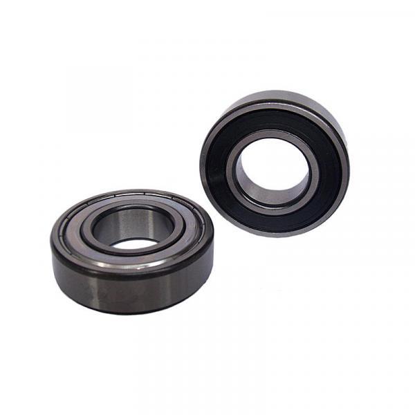 55 mm x 100 mm x 21 mm  FBJ 7211B angular contact ball bearings #2 image