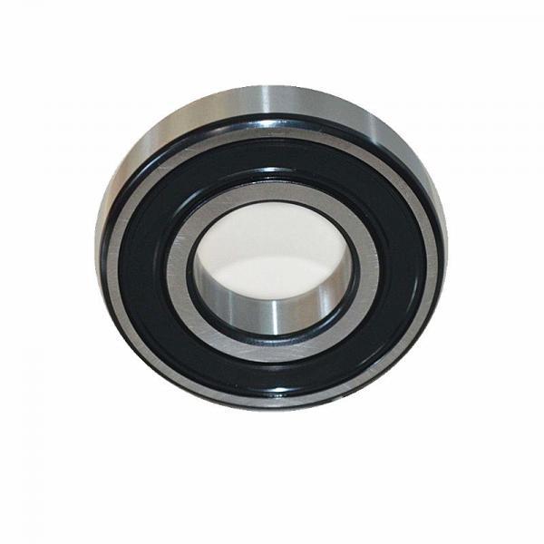 35 mm x 72 mm x 17 mm  FBJ 6207 deep groove ball bearings #1 image