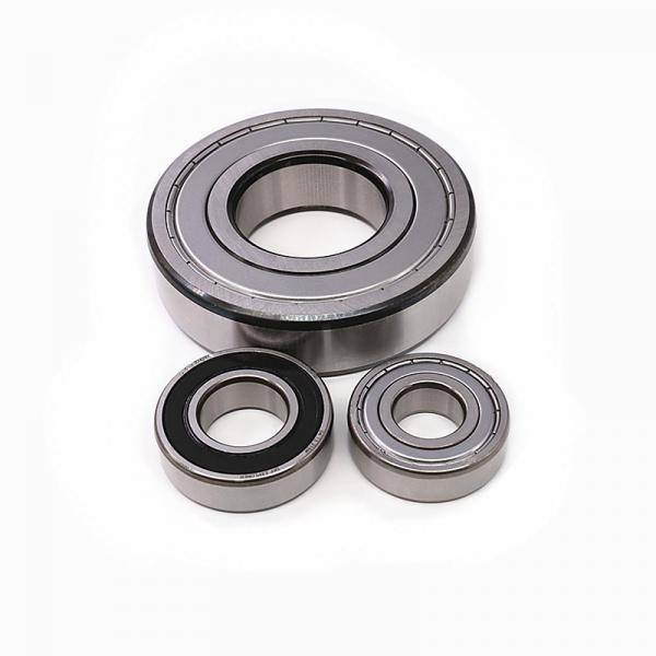 35 mm x 80 mm x 21 mm  FBJ QJ307 angular contact ball bearings #1 image